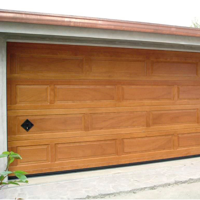 Windowseco: Portes de Garage en Bois.