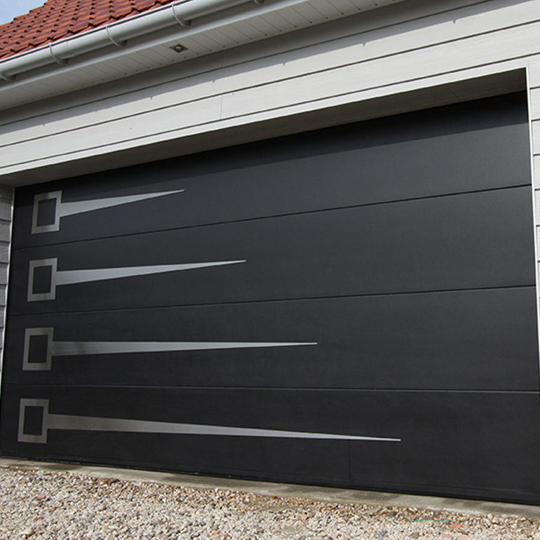 Realisations chassis bruxelles windowseco for Chassis porte garage