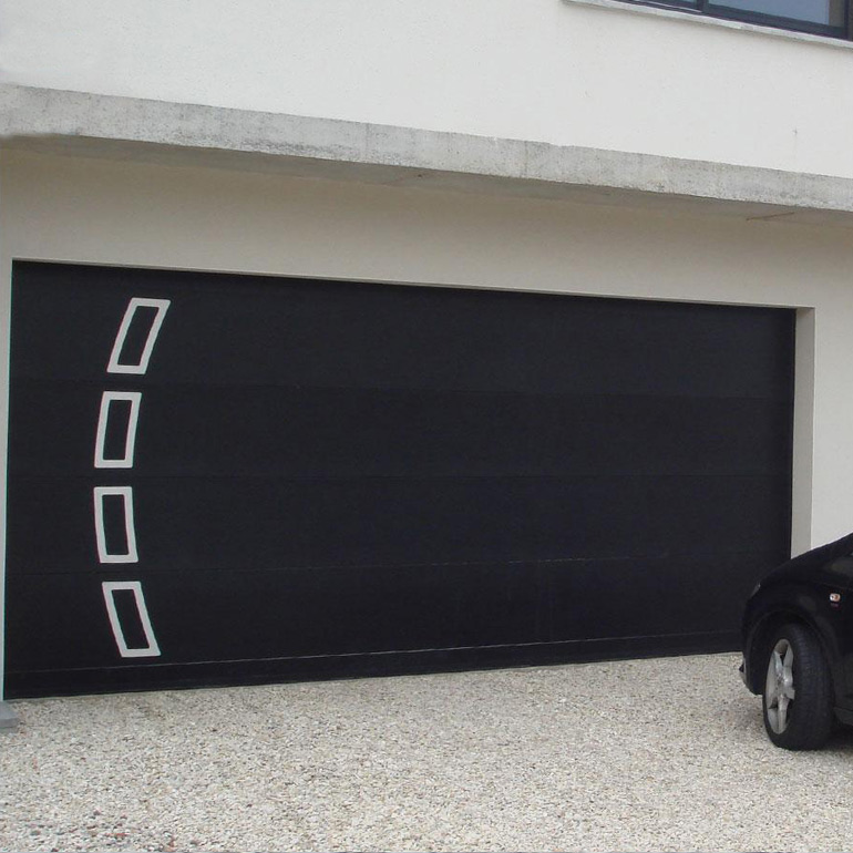Windowseco : Porte de garage à Rhode St Genèse, Brabant-Flamand, Belgique | Windowseco
